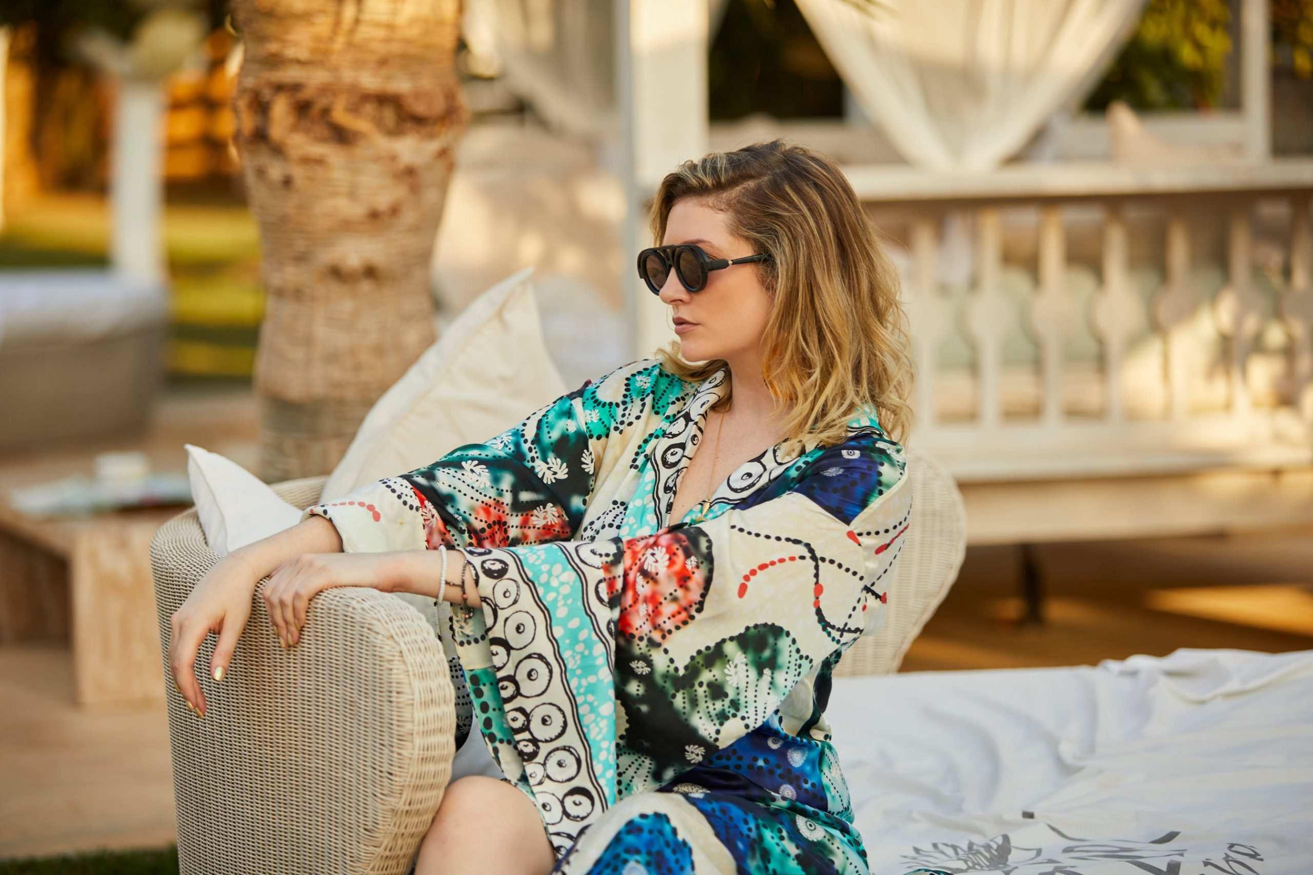 Eki Orleans in Ibiza
