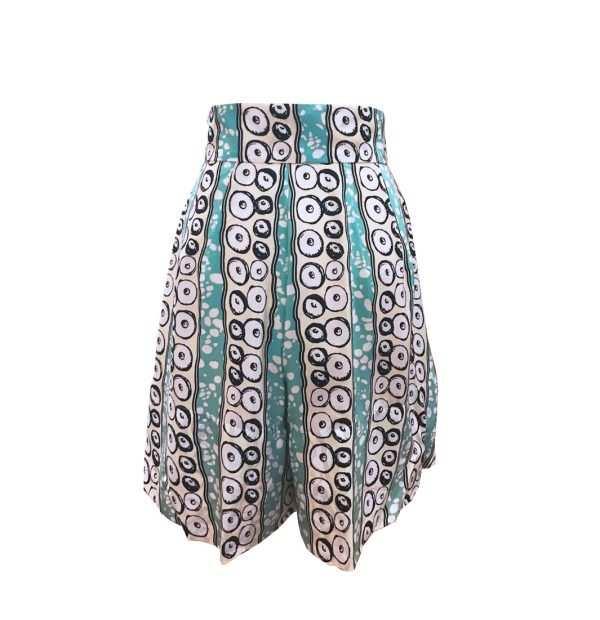Eki African Silk short
