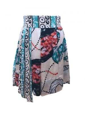 Eki African Silk shorts