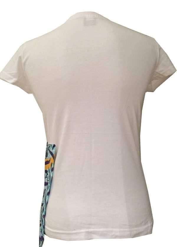 White fairwear sustainable Eki Orleans t-shirts