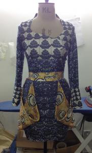Eki Orleans african inspired silk sustainable prints